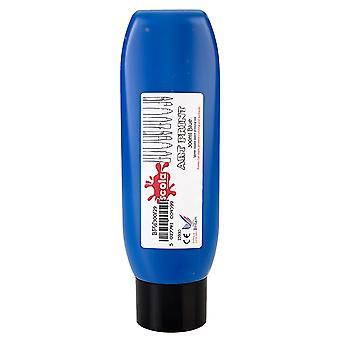 Scola BPW300/29 Block/Lino Printing Ink 300ml Solids Bright Blue