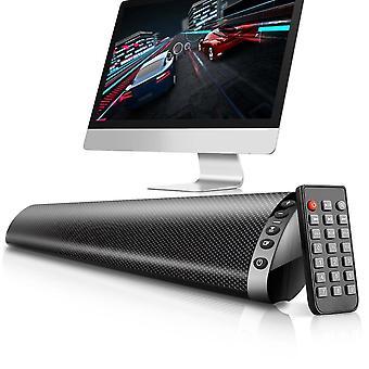 רמקול Bluetooth אלחוטי 20w - טלוויזיה סאונד בר קולנוע ביתי מוסיקה סטריאו