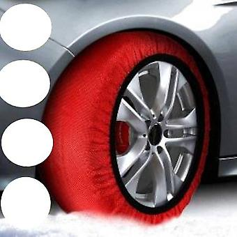 Car Tyre Cover Snow Socks Medum  Kar Çorabi Kar Zncr Snow Chain/cover