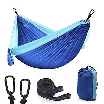 Portable Parachute Hammock Camping Survival Garden Flyknit Hunting Leisure Hamac Travel