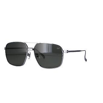Dunhill DU0004S 004 Silver/Green Sunglasses