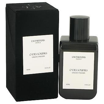 O Des Soupirs Eau De Parfum Spray By Laurent Mazzone 3 oz Eau De Parfum Spray