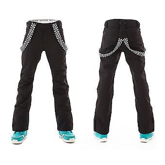מכנסי סקי בחוץ בחורף לנשים