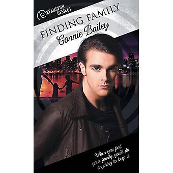 Finding Family by Connie Bailey - 9781634771511 Book