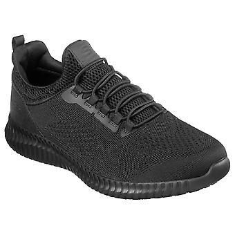 Skechers Mens سيسنوك المهنية زلة الأحذية المقاومة