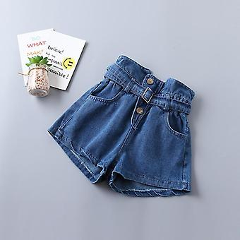 Denim Shortsit Bottoms Streetwear