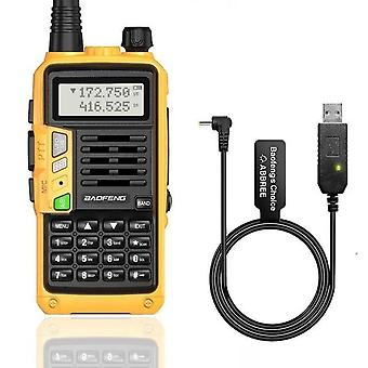 Kraftfuld Walkie Talkie Cb Radio Transceiver