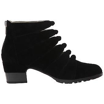 Jambu Women's Shoes Samantha Pump Leather Closed Toe Ankle Fashion Boots