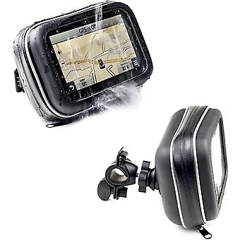 HanFei Motorrad Wasserfeste Fahrradhalterung Fahrrad Tasche Halter fr Tomtom Go 5200 520