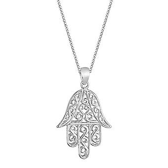 Elli Necklace with Women's Pendant in Silver 925(2)