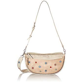 Desigual PU حقيبة الكتف، حقيبة الكتف. امرأة, براون, U(2)