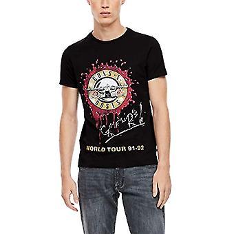 Q/S designed by - s.Oliver 520.10.009.12.130.2043794 T-Shirt, 99 d0, XL Men's