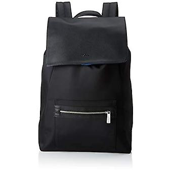 s.Oliver (Bags) 97.902.94.2108 - Backpacks Man, Black, 18x45x30 cm (B x H T)