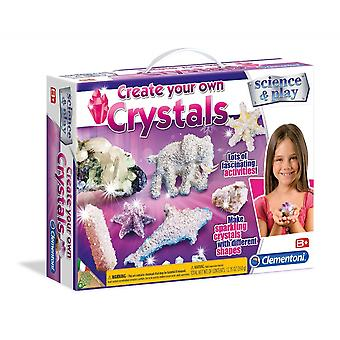Science Museum Maak je eigen kristallen