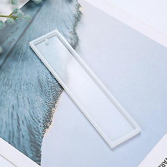 Rectangle Silicone Bookmark Resin Mold Diy Bookmark Mold Making Epoxy Resin