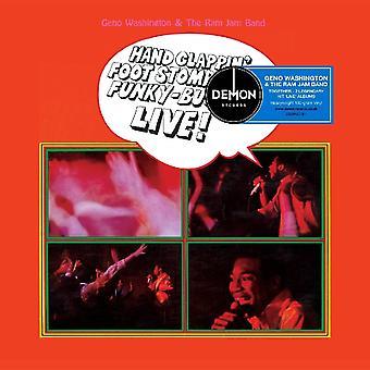 Geno Washington & The Ram Jam - Geno Washington Live! Vinyl