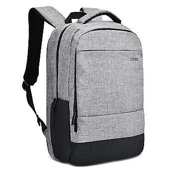 Laptop Backpack 17.3 Inch Business Backpack Slim With Usb Charging Port Water-resistant Multi-compartment Unisex School Bookbag