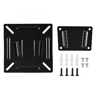 12-24'' Inch Lcd Led Monitor Tv Display Computer Screen Wall Mount Bracket12-24 Inch Lcd Led Monitor Tv Display Computer Screen Wall Mount Bracket.    Features:  Wall-mounted Stand for LCD