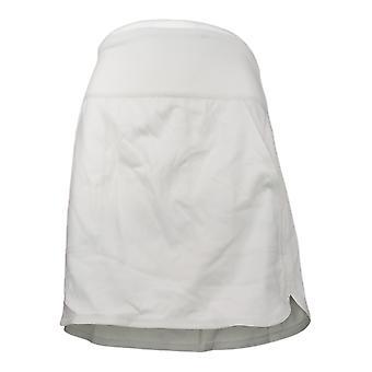 zuda Skirt Cityscape Skort with Pockets Gray A381036
