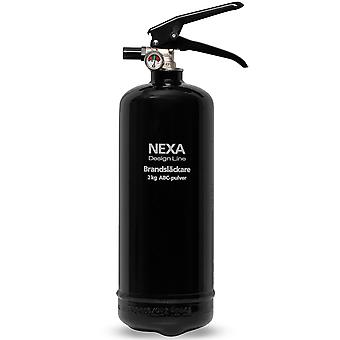 Extintor negro 2kg 13A