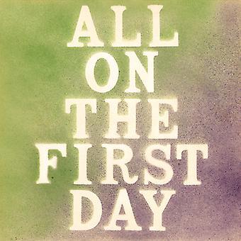 Tony*Caro & John - All on the First Day [Vinyl] USA import