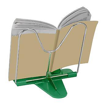 Regulowany kąt składany przenośny uchwyt na stojak do czytania