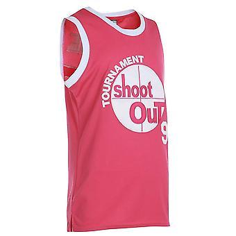 Shootout Basketball Jersey #96 #23 Tournament Jersey 90s Hip Hop Clothing