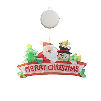 Swotgdoby عيد الميلاد قاد أضواء كأس الشفط مع هوك، أضواء الجدة الزخرفية لأبواب الغرفة نوافذ