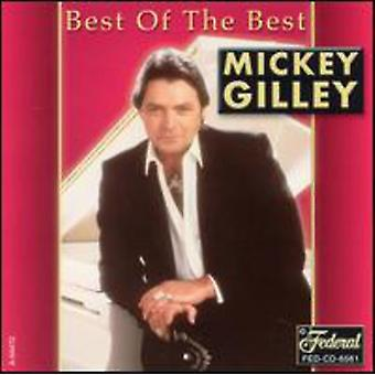 Mickey Gilley - Best of the Best [CD] USA import
