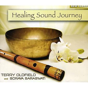 Terry Oldfield - Healing Sound Journey [CD] USA import