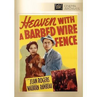 有刺鉄線のフェンス 【 DVD 】 米国と天国をインポートします。