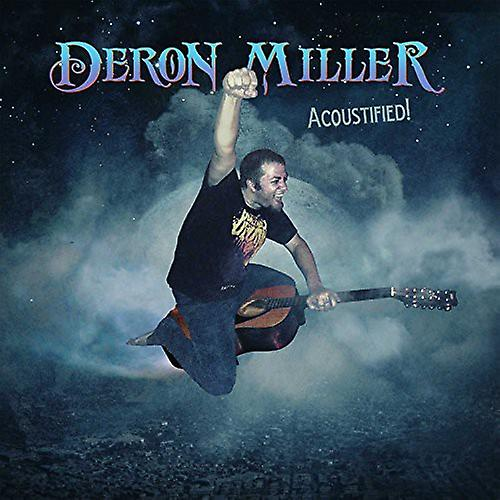 Deron Miller - Acoustified [Vinyl] USA import
