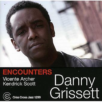 Danny Grissett Trio - Encounters [CD] USA import