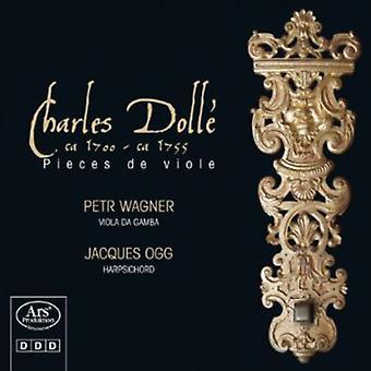Charles Dolle - Charles Doll : Pi Ces De Viole [CD] USA import