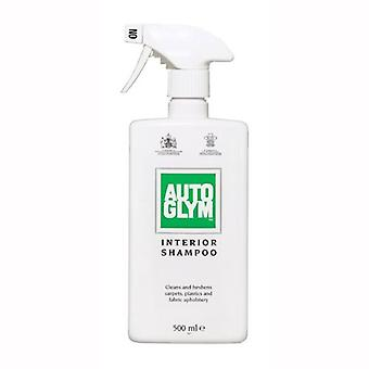 Autoglym Car Detailing Shampoo for Interior Cleaning and Polishing Valet in 500 ml