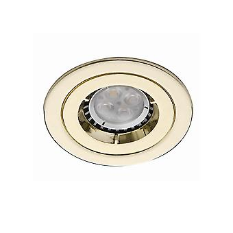 Ansell ICage Mini Downlight 50W GU10 ottone