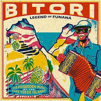 Bitori - Funana の伝説: 禁じられて音楽のカーボベルデ諸島 [CD] USA 輸入