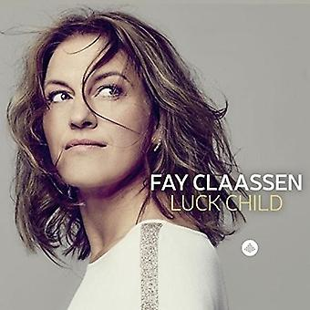 Fay Claassen - Luck Child [CD] USA import