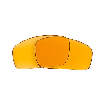 Replacement Lenses for Oakley Monster Pup Sunglasses Yellow Anti-Scratch Anti-Glare UV400 by SeekOptics