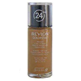 Revlon Foundation N/D Natural Tan