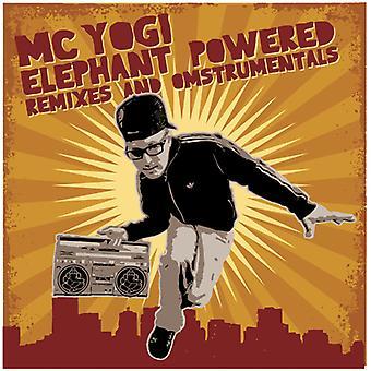 Mc Yogi - Elephant Powered Remixes & Omstrumenta [CD] USA import