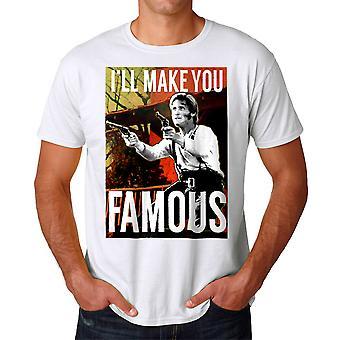 Young Guns Famous Men's White T-shirt