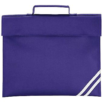 Quadra Unisex Adults Classic Colours book bag With Strap Handle One Size