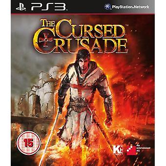 La Croisade maudite (PS3) - Nouveau