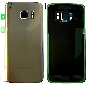 Samsung GH82 - 11384C housse de batterie pour Galaxy S7 G930 G930F + or support adhésif