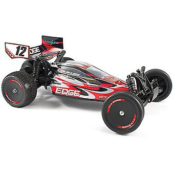 FTX Edge 1/10 Red 2WD Brushed Buggy RTR RC Car with Batt, Chgr & 2.4ghz Radio