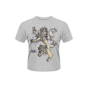 GAME OF THRONES - LION - T-Shirt hommes [2XL]
