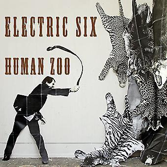 Electric Six - mänskliga Zoo [Vinyl] USA import