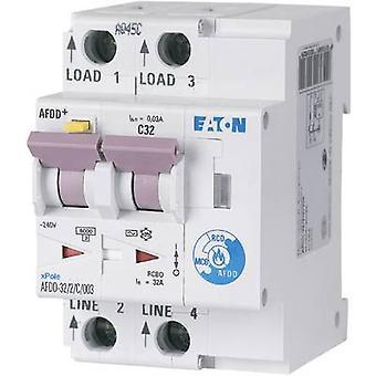 Eaton 187234 AFDD 2-pin 32 A 0.03 A 230 V AC