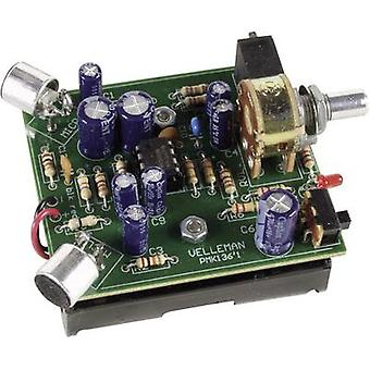 Velleman MK136 ستيريو مكبر للصوت مجموعة الجمعية 4.5 V DC